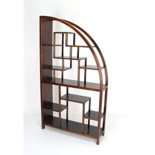 Read Reviews Adames Standard Bookcase By Bloomsbury Market