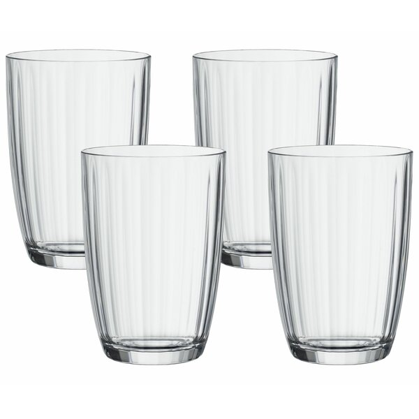 Artesano Original Glass 14 oz. Crystal Every Day Glass (Set of 4) by Villeroy & Boch