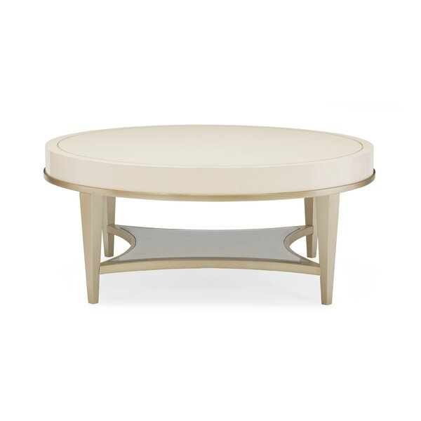 Caracole Compositions Round Coffee Tables