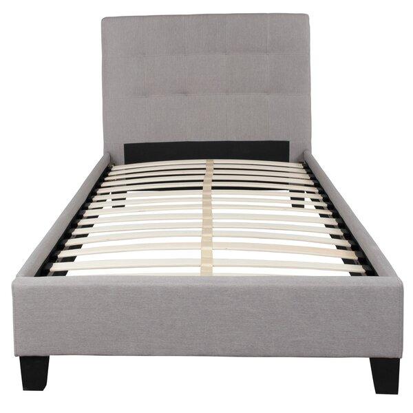 Pittard Upholstered Platform Bed by Ebern Designs