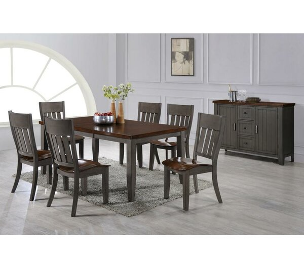 Adalard 8 Piece Dining Set by August Grove