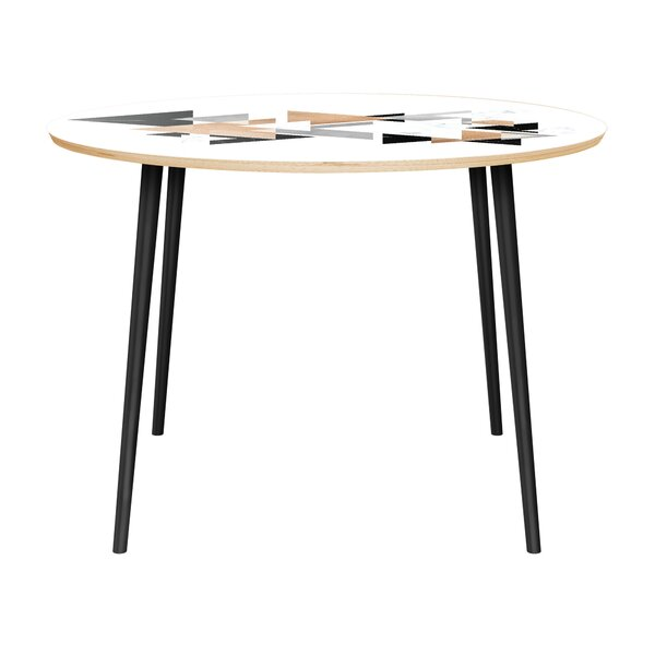 Artvin Dining Table by Bungalow Rose