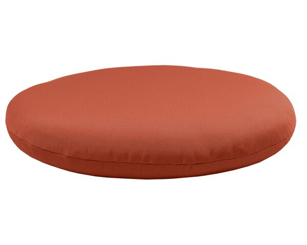 Round Knife Edge Indoor/Outdoor Sunbrella Cushion by Comfort Classics Inc.