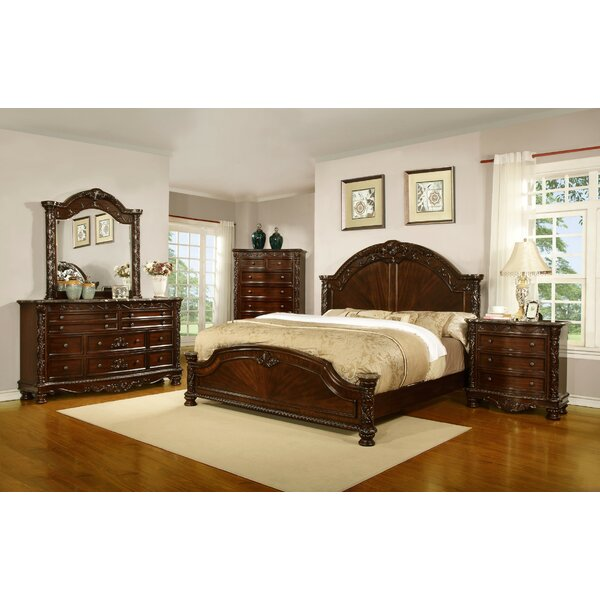 Patterson Panel Configurable Bedroom Set by Fairfax Home Collections