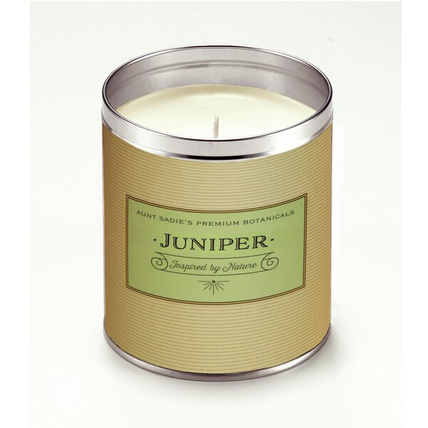 Apothecary Juniper Jar Candle by Aunt Sadies