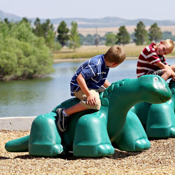 Dinosaur Playground Sculpture by Little Tikes Commercial