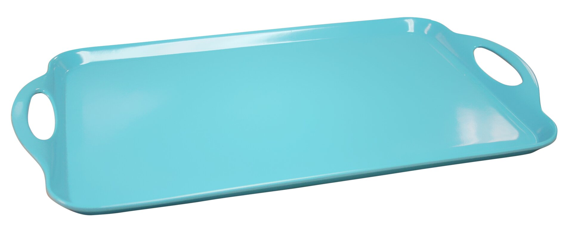 Rectangular Melamine Serving Tray