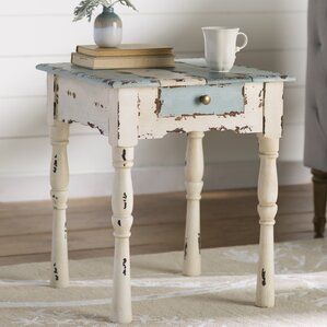Libourne End Tablewith Storage by Lark..
