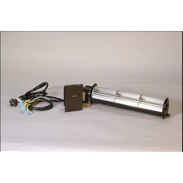 Gas Stove and Fireplace Blower by KozyWorld