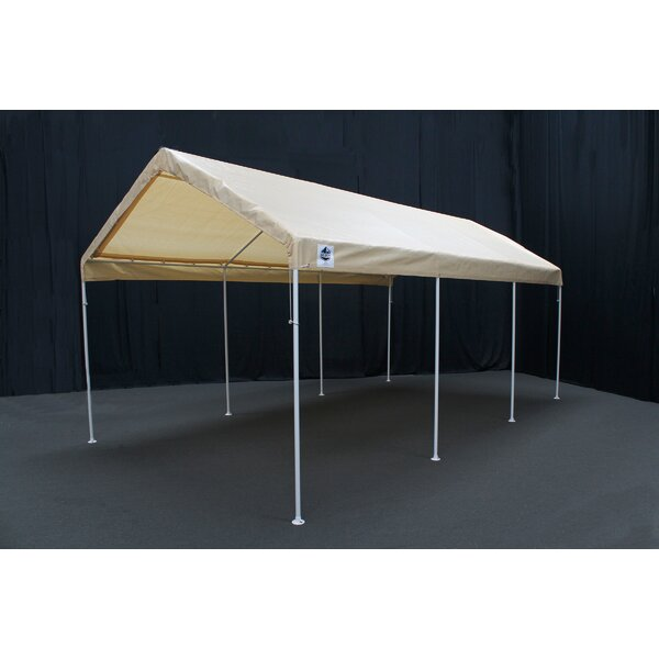 Hercules 11 Ft. W x 20 Ft. D Steel Party Tent by K