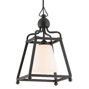 Read Reviews Barnaby 1-Light Outdoor Pendant By Darby Home Co