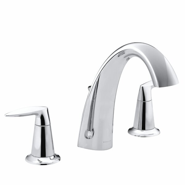 Alteo Bath Faucet Trim with Diverter, Valve Not Included by Kohler