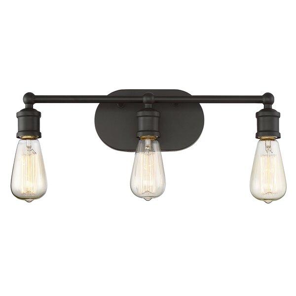 Agave 3-Light Vanity Light Fixture by Laurel Foundry Modern Farmhouse