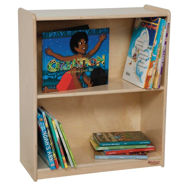 Small Bookshelf by Wood Designs