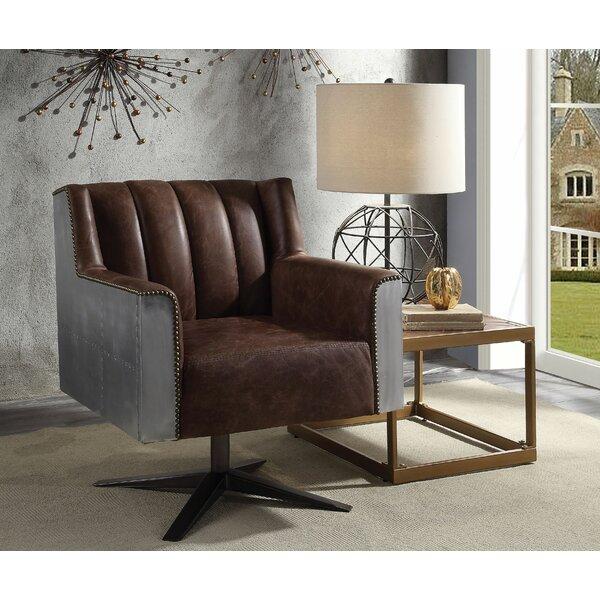 Kincaid Genuine Leather Executive Chair