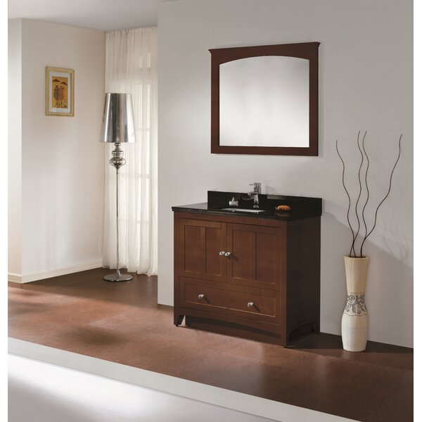 36 Single Bathroom Vanity Set by American Imaginations36 Single Bathroom Vanity Set by American Imaginations