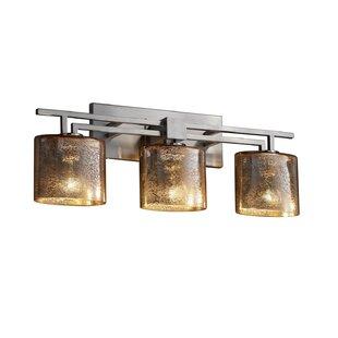 Affordable Francesco 3-Light Vanity Light By Brayden Studio