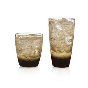 Classic 16-piece Cocktail Glasses Set