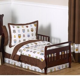 Night Owl 5 Piece Toddler Bedding Set by Sweet Jojo Designs