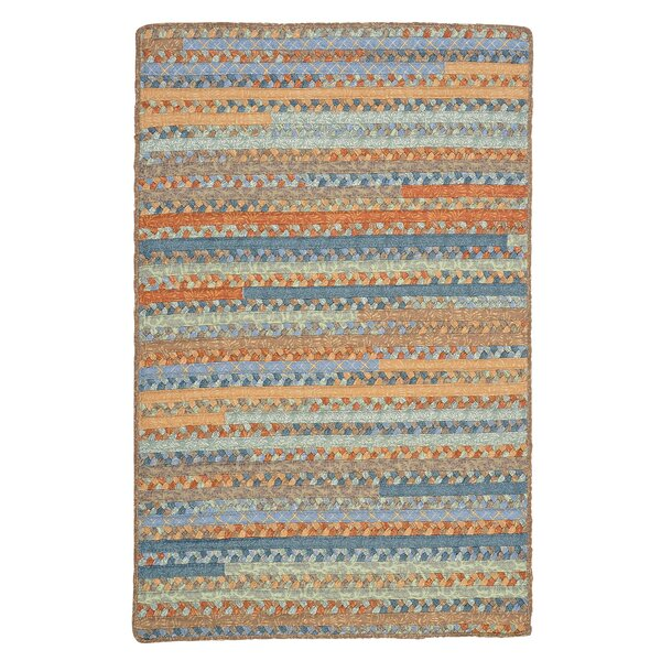 Surette Vintage Blue Rug by August Grove