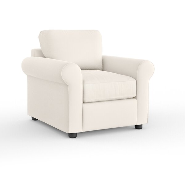 Meagan Armchair by Wayfair Custom Upholstery™
