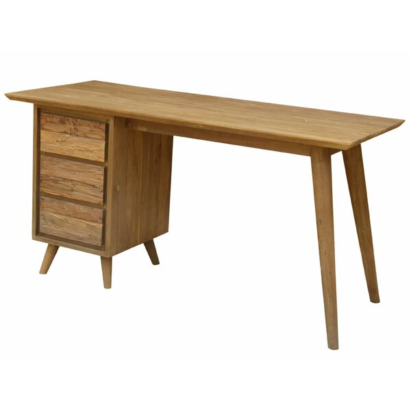 Avaline Solid Wood Desk
