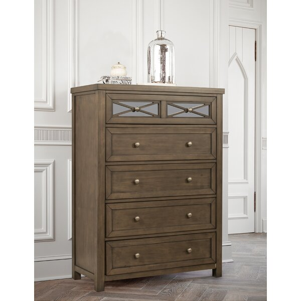 Nell 5 Drawer Chest by Loon Peak