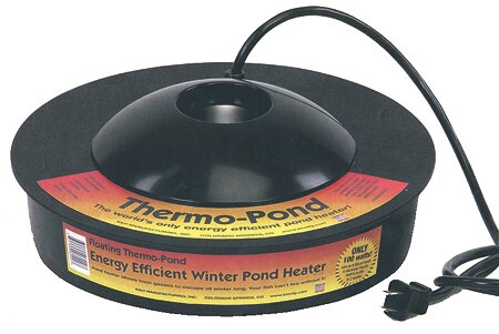 100 Watts Thermo Pond 3.0 Pond Heater with Cord by K&H Manufacturing