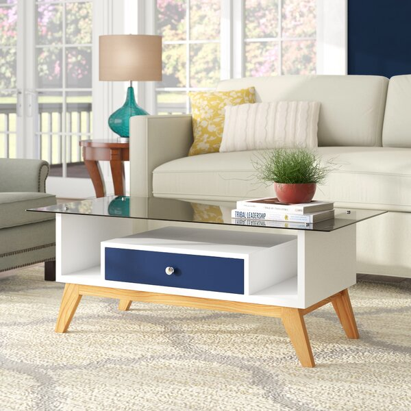 Up To 70% Off Levi Coffee Table With Storage