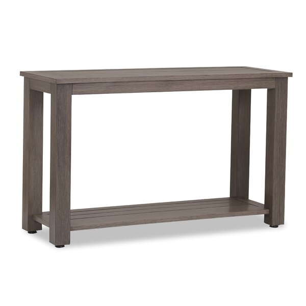 Laguna Metal Buffet & Console Table by Sunset West