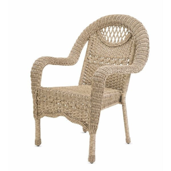 Prospect Hill Stacking Patio Dining Chair by Plow & Hearth Plow & Hearth