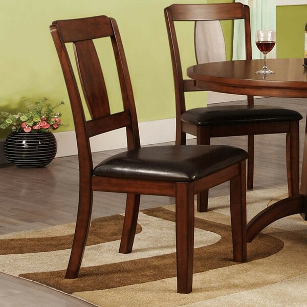 Antonio Upholstered Dining Chair (Set of 2) by Alcott Hill
