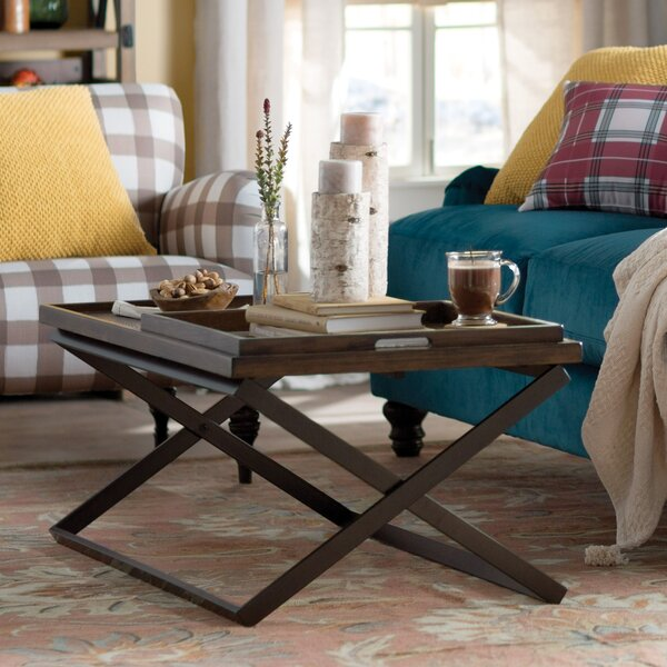 Evansville Coffee Table by Laurel Foundry Modern Farmhouse
