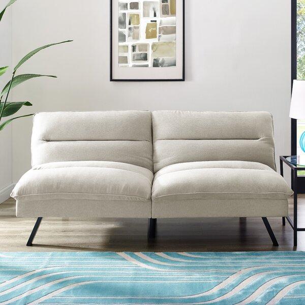 Malt Convertible Sofa by Williston Forge
