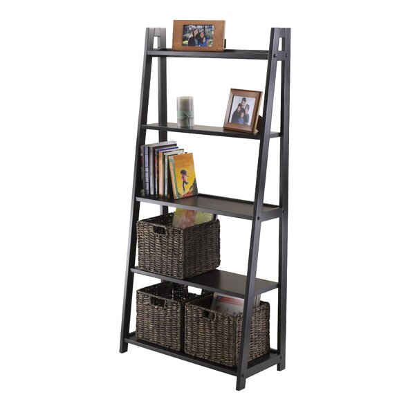 Corcoran A Frame Ladder Bookcase by Red Barrel Studio