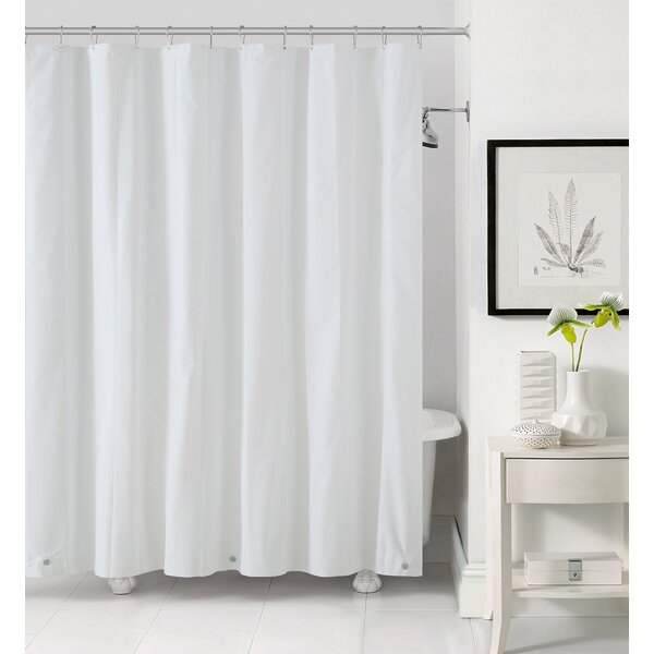 Aderyn Extra Heavy 10 Gauge Shower Curtain by Ophelia & Co.