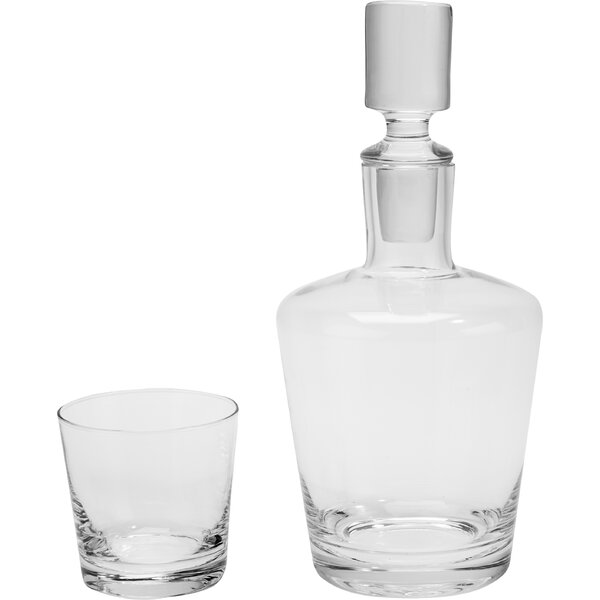 Perfect 6 Piece Decanter Set by Libbey