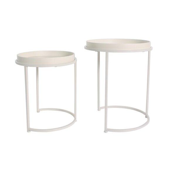Review Seddon 2 Piece Nesting Tables