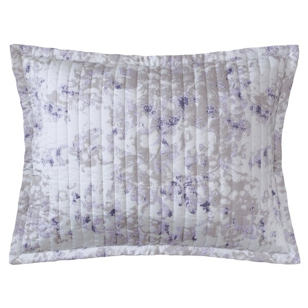 Aria Quilted Sham by CompanyC