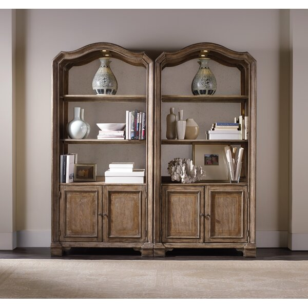 Unruh Standard Bookcase By Ophelia & Co.