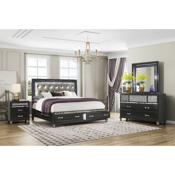 Farquhar Standard Configurable Bedroom Set By Everly Quinn by Everly Quinn Cool
