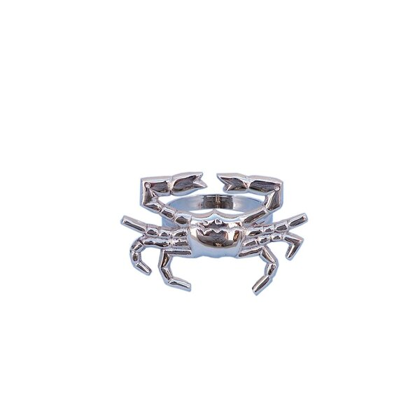 Crab Napkin Ring by Handcrafted Nautical Decor