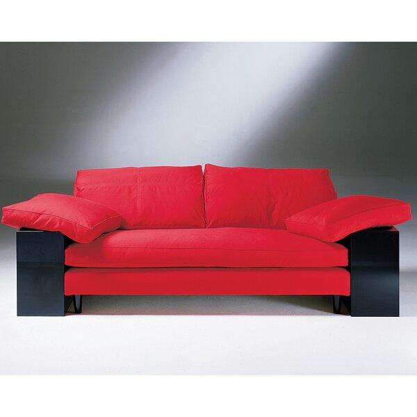 Mies Van der Rohe Leather Sofa
