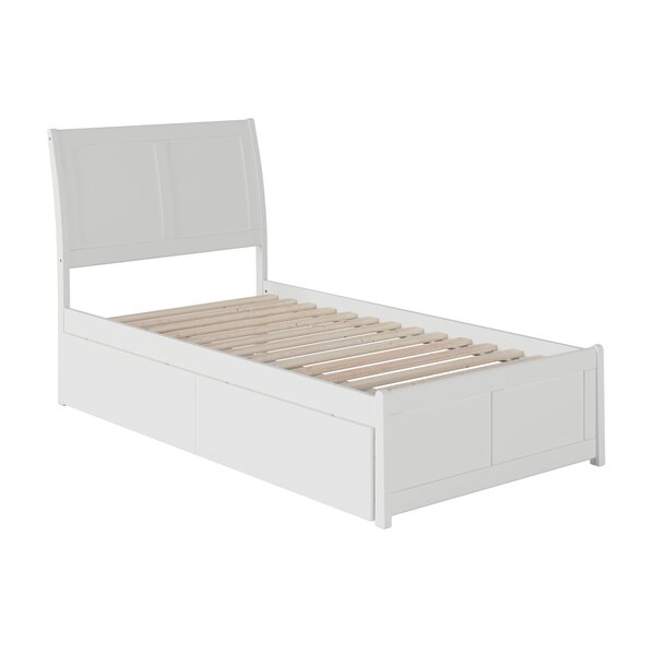 Quitaque Storage Platform Bed by Harriet Bee