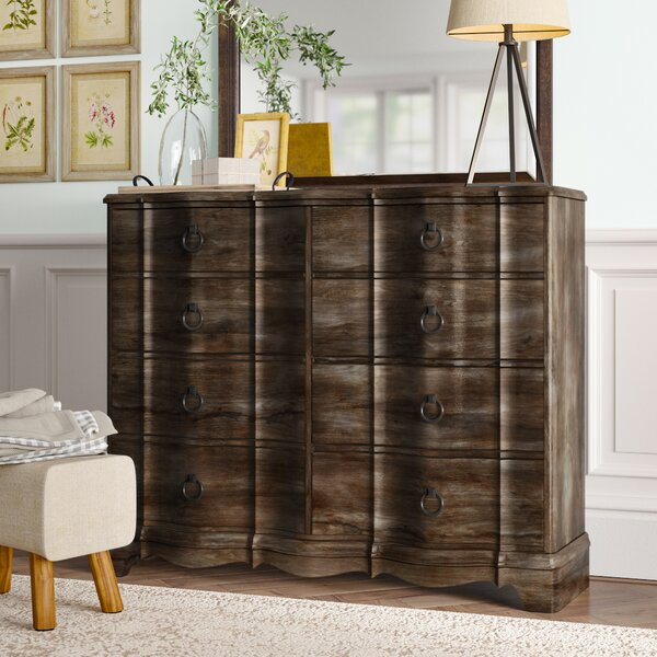 Barksdale 8 Drawer Double Dresser by Birch Lane™ Heritage