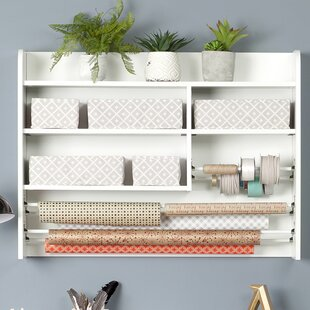 Crea Craft Storage Hutch & Craft Storage Table | Wayfair