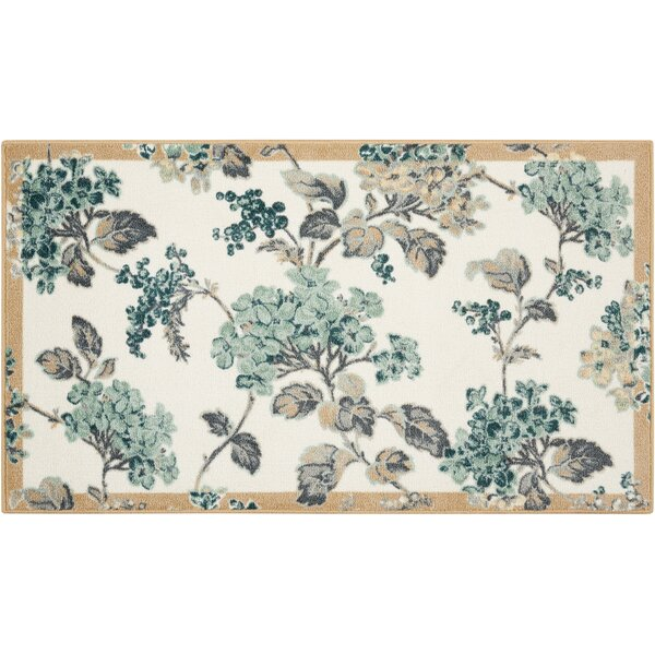 Great Expectation Ivory Area Rug by Waverly