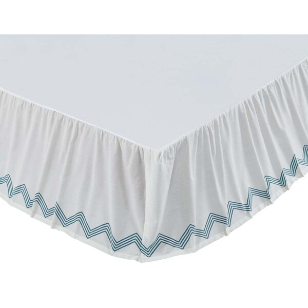 Oakham Bed Skirt by Beachcrest Home