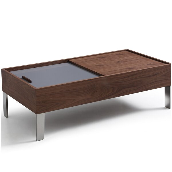 Secrest Coffee Table With Storage By Wrought Studio