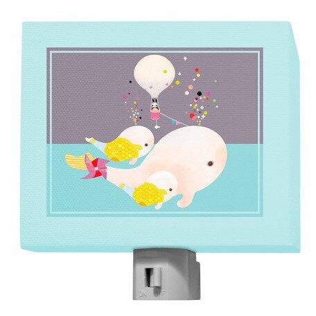 Beluga Gumballs Night Light by Oopsy Daisy